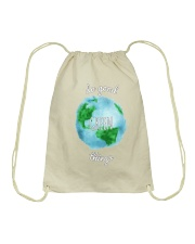 Do Good Green Things Reusable Totes and T-Shirts Drawstring Bag thumbnail