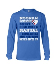 Noonan Syndrome Mom Long Sleeve Tee thumbnail