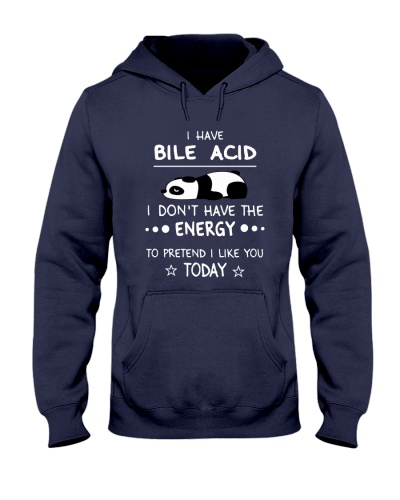 Bile Acid Energy