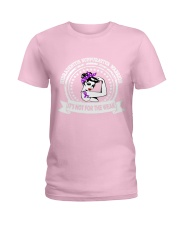 Hidradenitis Suppurativa Warrior Ladies T-Shirt thumbnail