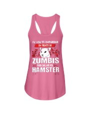 HAMSTER Ladies Flowy Tank tile