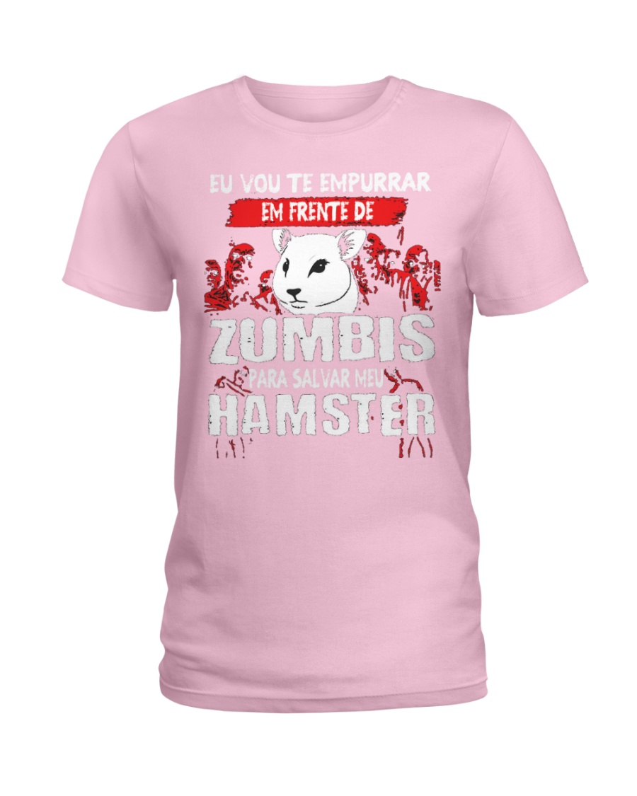 HAMSTER Ladies T-Shirt