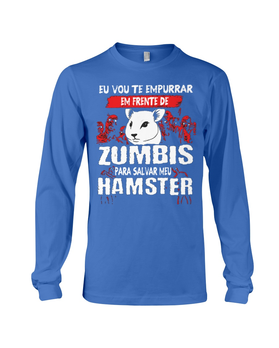 HAMSTER Long Sleeve Tee