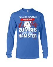 HAMSTER Long Sleeve Tee front