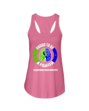 Pseudotumor Cerebri Warrior Ladies Flowy Tank thumbnail