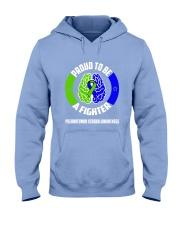 Pseudotumor Cerebri Warrior Hooded Sweatshirt thumbnail