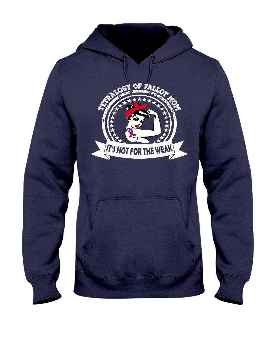 Tetralogy Of Fallot Mom Hooded Sweatshirt