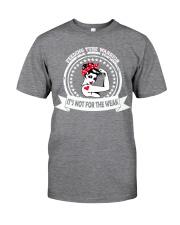 Feeding Tube Warrior Classic T-Shirt thumbnail