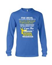 Spina Bifida Warrior Long Sleeve Tee thumbnail