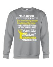 Sarcoma Warrior Crewneck Sweatshirt thumbnail
