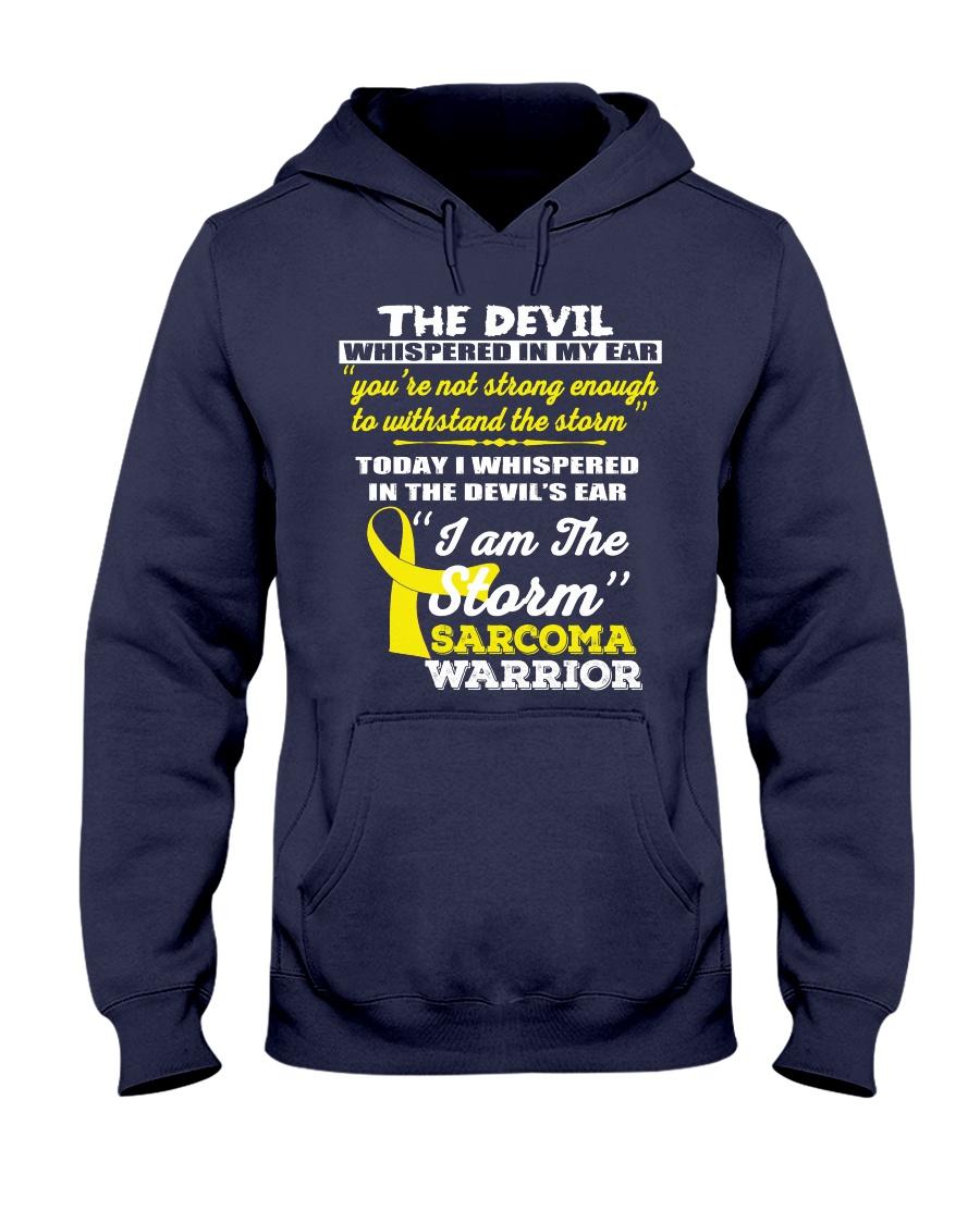 Sarcoma Warrior Hooded Sweatshirt