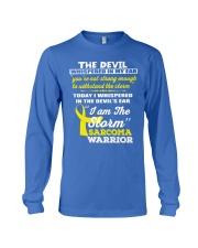 Sarcoma Warrior Long Sleeve Tee thumbnail