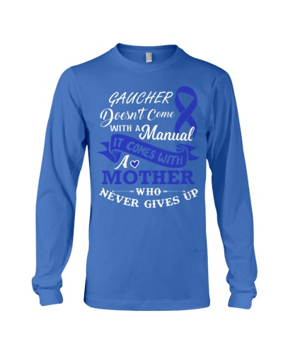 Gaucher Disease Comes With A Mother Never Give Up