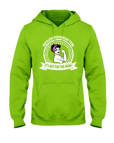 Patulous Eustachian Tube Shirt PET Warrior