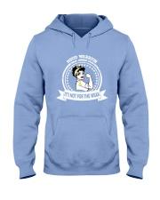 Maple Syrup Urine Disease MSUD Warrior Hooded Sweatshirt thumbnail