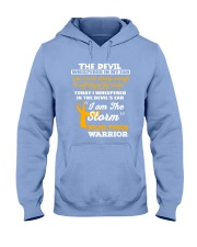 Wilms Tumor Warrior Hooded Sweatshirt thumbnail