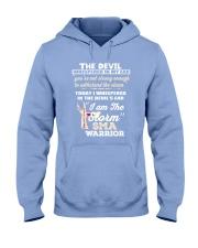 Spinal Muscular Atrophy Warrior Hooded Sweatshirt thumbnail