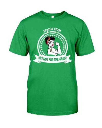 16p11 2 Mom Awareness Shirt