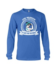 Congenital Myasthenia Syndrome Warrior Long Sleeve Tee thumbnail
