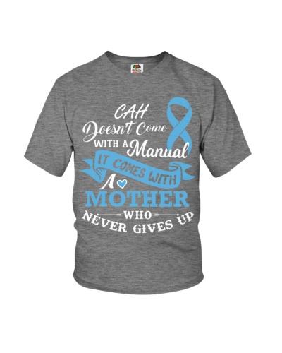 Congenital Adrenal Hyperplasia CAH Mom