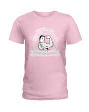 Trisomy 13 Dad Ladies T-Shirt thumbnail