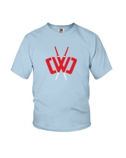 CWC T-Shirt For Kids Size M Full Color Youth T-Shirt front