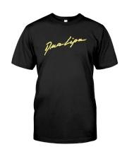 duaxlipa Classic T-Shirt front