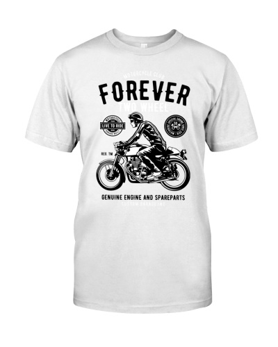 Forever Two Wheel