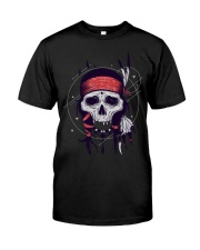 NATIVE SKULL Classic T-Shirt front
