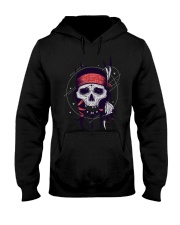 NATIVE SKULL Hooded Sweatshirt thumbnail