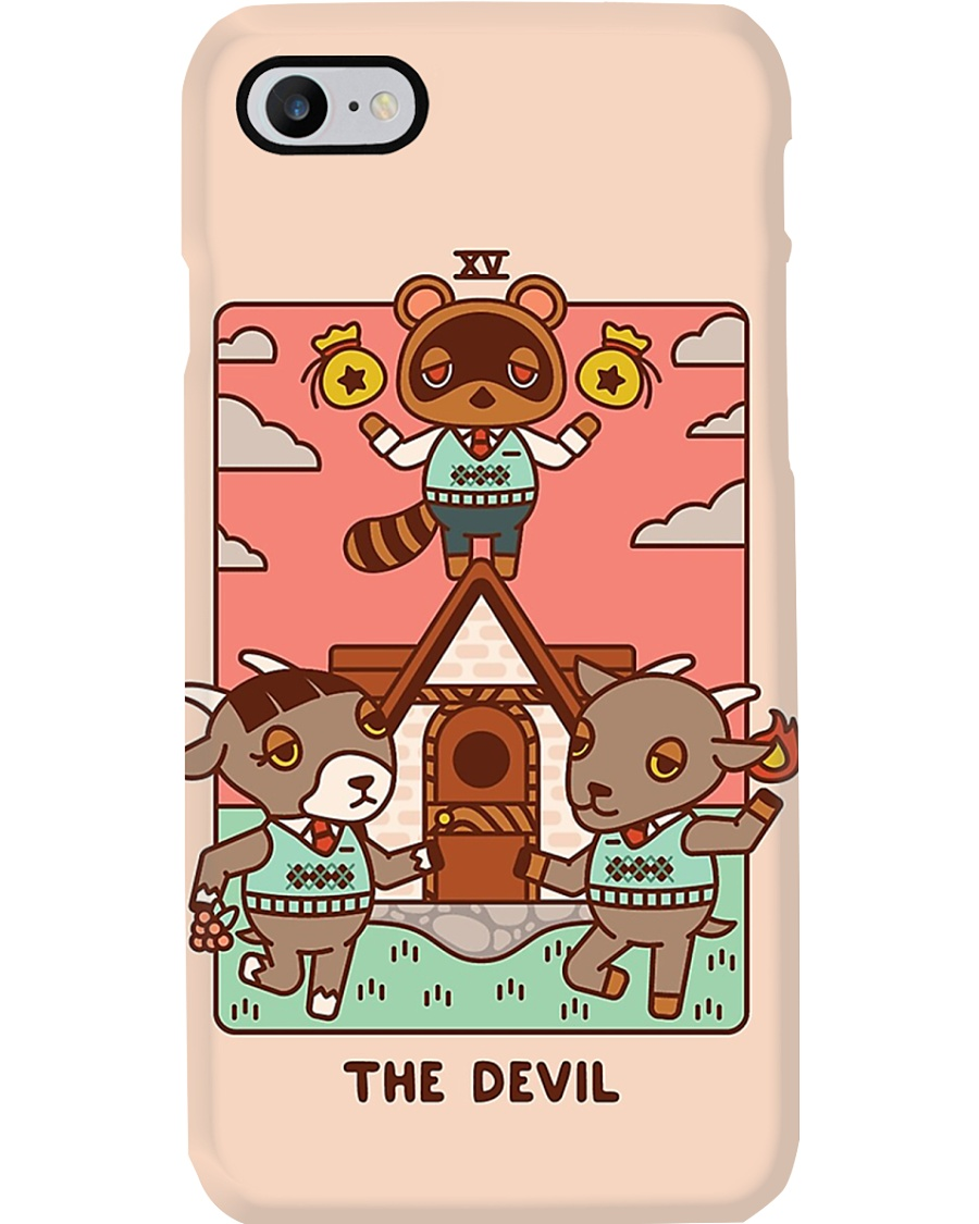 TOM NOOK - DEVIL PHONE CASE Phone Case