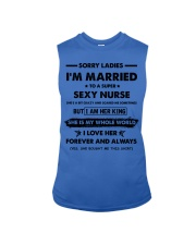 I'M MARRIED TO A SUPER SEXY NURSE Sleeveless Tee thumbnail