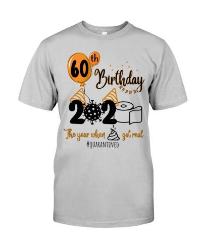 1960 60th Birthday