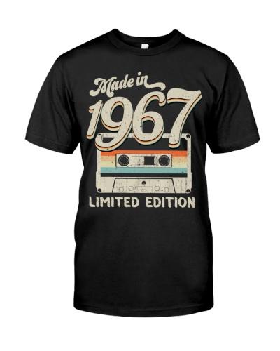 Vintage Limited Cassette 1967 52nd Birthday