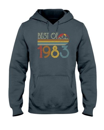 Vintage Best of 1983 36th Birthday gift