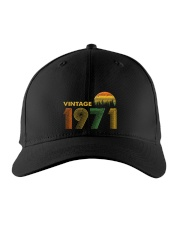 168-hat-1971 Embroidered Hat front