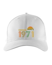 168-hat-1971 Embroidered Hat tile