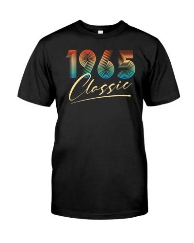 Vintage Retro Classic 1965 54th Birthday-382