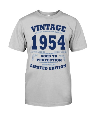Vintage 1954 Aged To Perfection