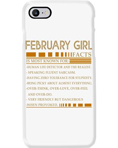 February Girl Fact