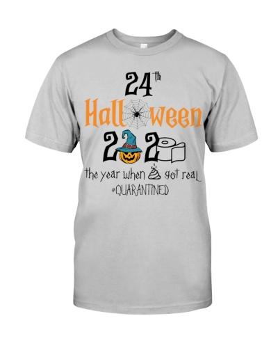 Halloween 1996 24th Birthday