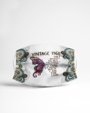 Vintage 1960 I Am The Storm Cloth face mask aos-face-mask-lifestyle-22