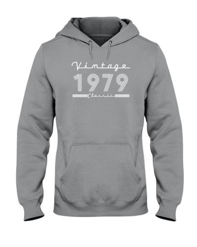 Vintage Classic 1979 40th Birthday