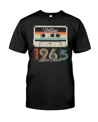 Vintage Limited Cassette 1965 54th Birthday