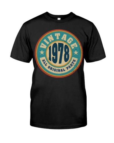 Vintage 1978 All Original Part