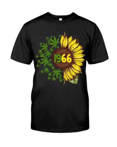 Vintage Sunflower 1966 53rd Birthday
