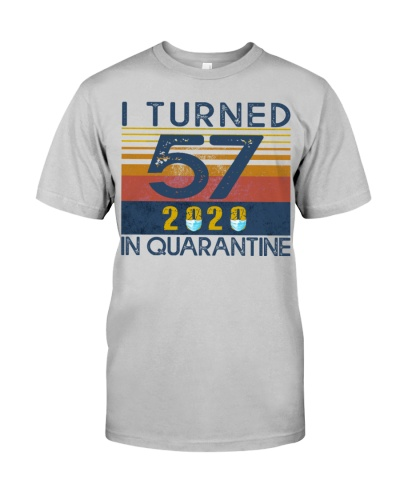 Quarantine 1963 57th Birthday