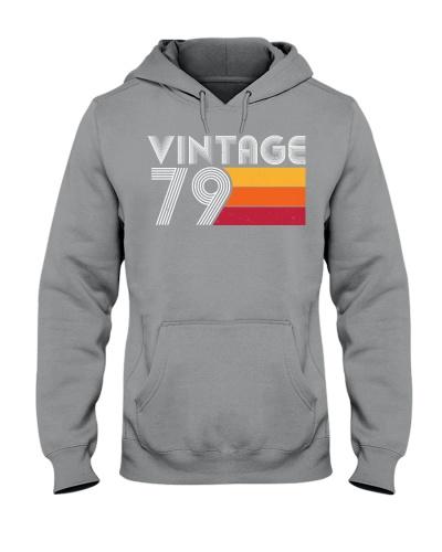 Vintage retro 417 1979 40th Birthday