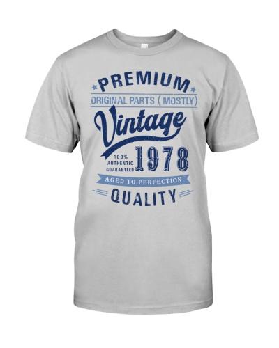 Vintage Premium 1978