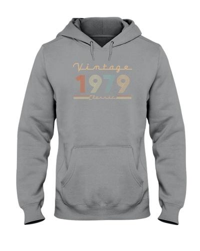 Vintage classic 1979 40th Birthday 439-plus size